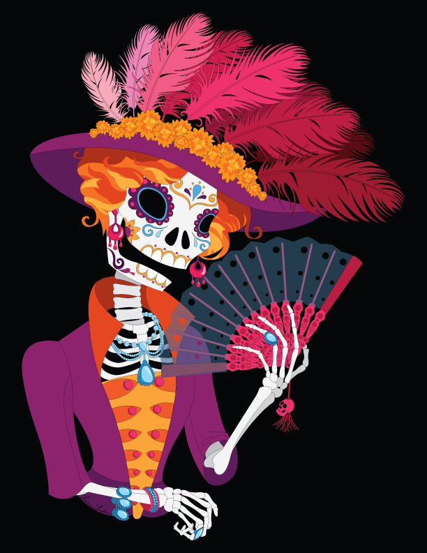 Kinder Garden: Poems For Day Of The Dead
