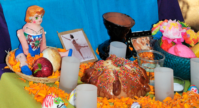 Examples Of Traditional Food For Day The Dead
